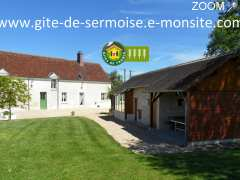photo de Gîte de Sermoise